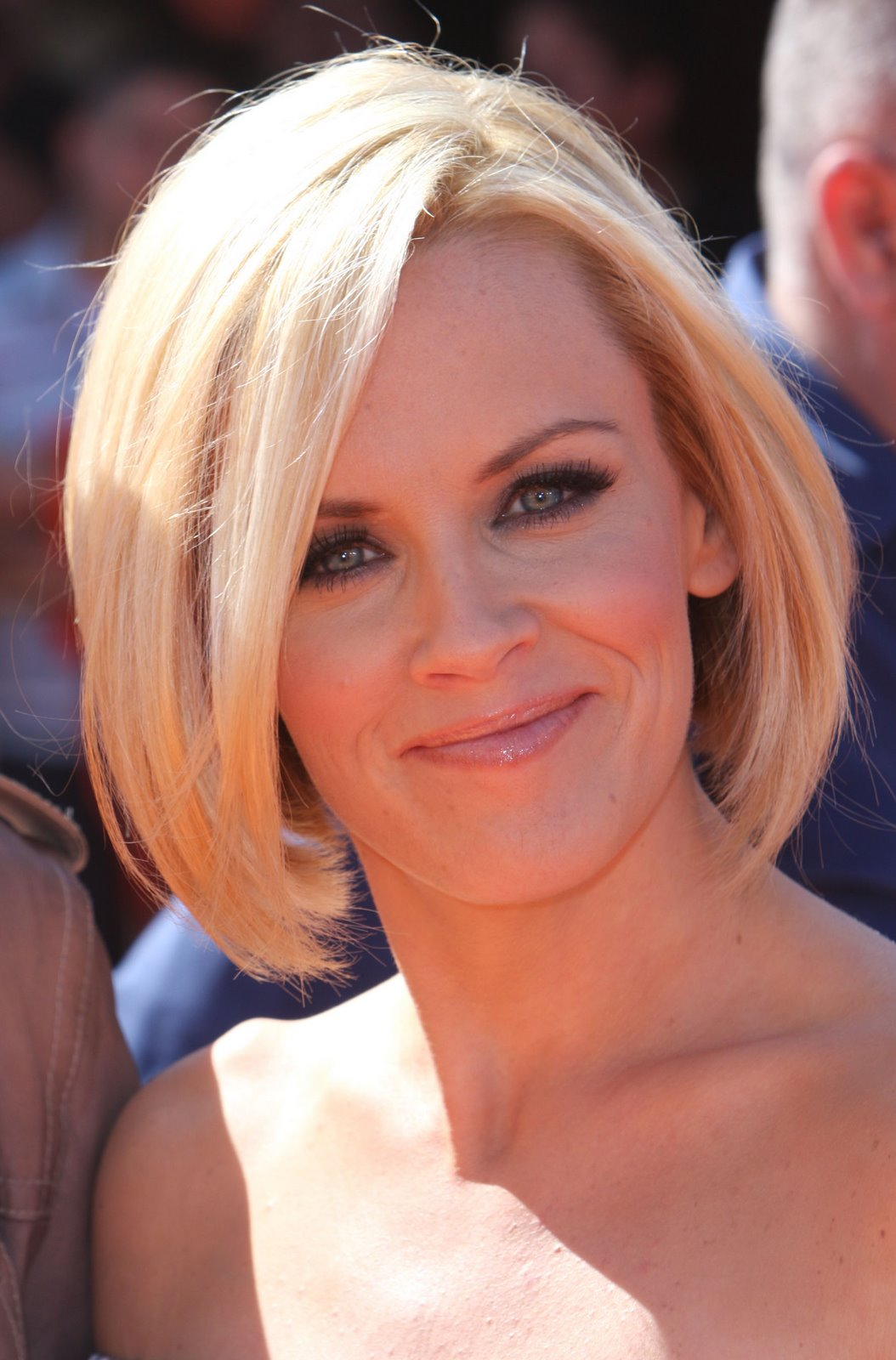... Bob haircut will make your face look rounded which will make you look