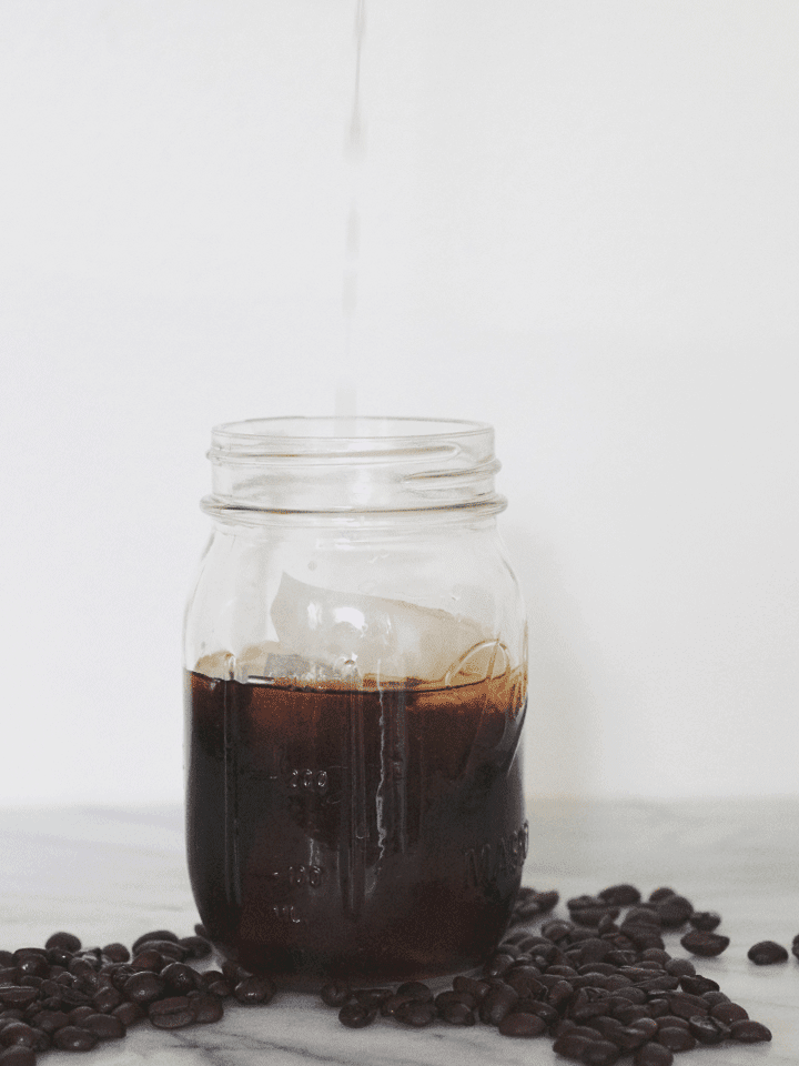 FOXTAIL + MOSS: Easy Cold Brew Coffee