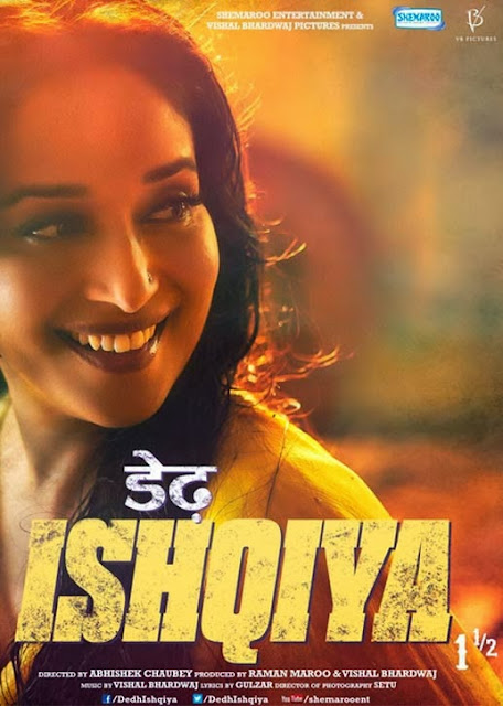 Dil Ka Mizaaj Official Video Song 1080p Dedh Ishqiya Madhuri Dixit
