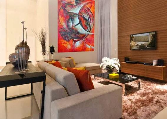 budi said cara mengimplementasikan interior ruang tamu