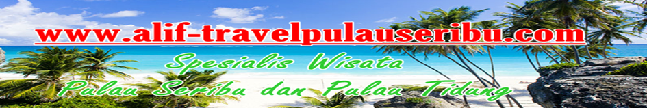 Spesialis Wisata Kepulauan Seribu