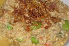 resep masakan indonesia khas solo sambal tumpang spesial sedap, nikmat, lezat