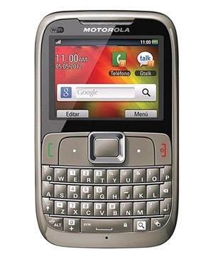 Motorola EX430 Gris Tienda Claro Perú