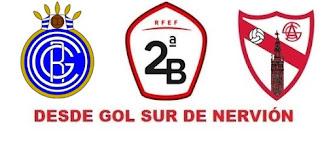 Próximo Partido del Sevilla Atlético Club.- Domingo 15/12/2019 a las 11:30 horas