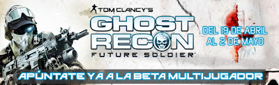 Beta Ghost Recon Future Soldier