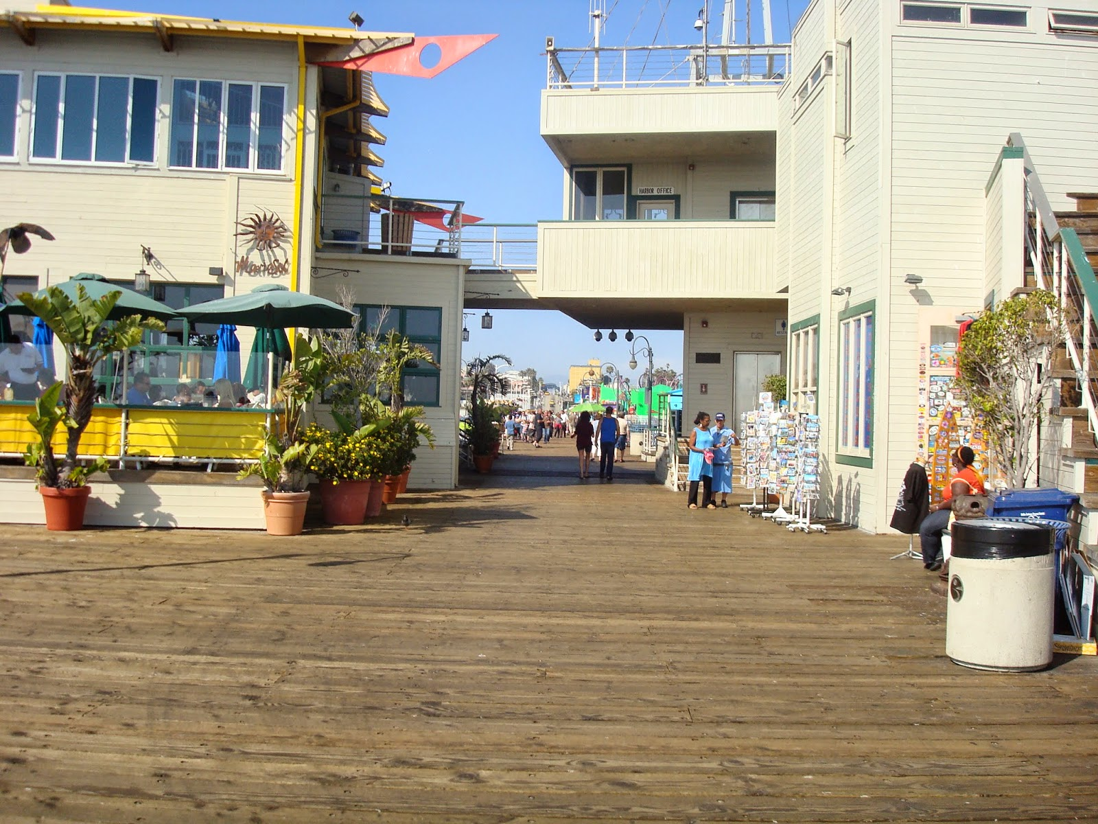 Los Angeles - Santa Monica et Venice Beach