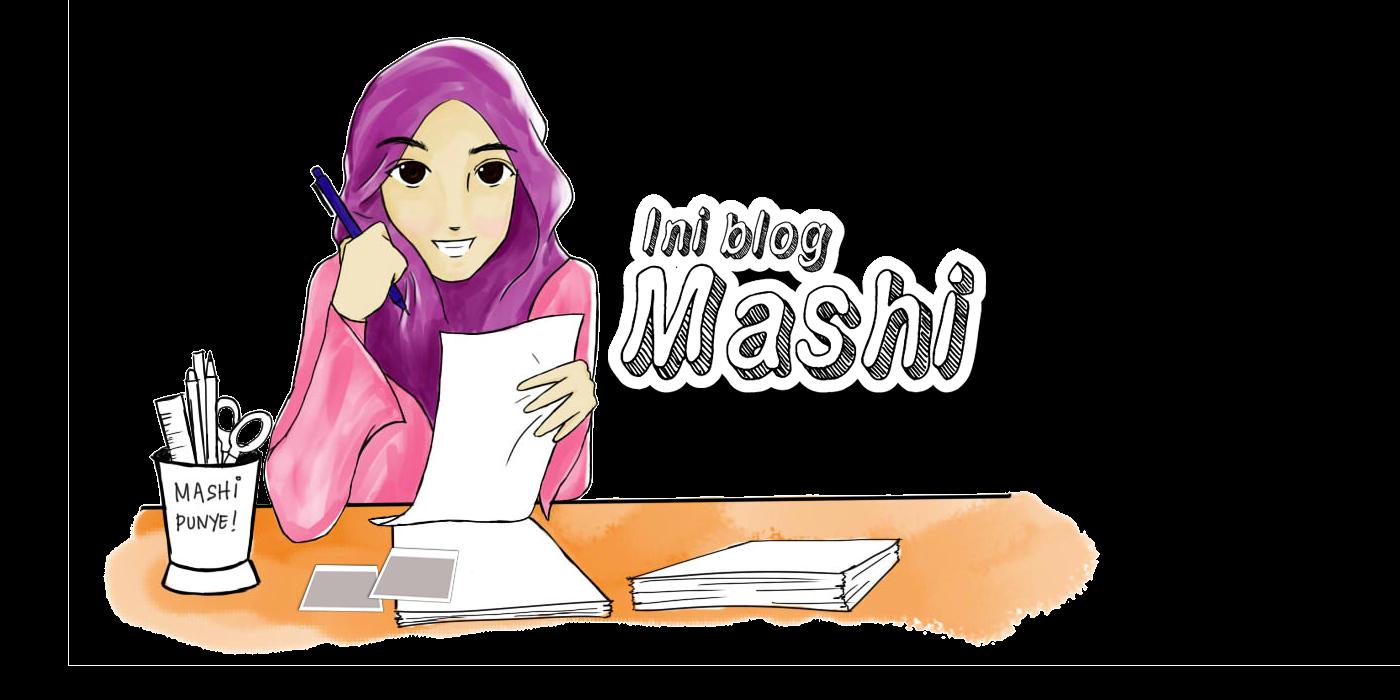 Ini Blog Mashi, bukan Ahmad Albab Yang Punya!