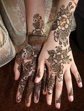 latest mehndi designs for eid 2011+%252810%2529 Latest Mehndi Designs for Eid