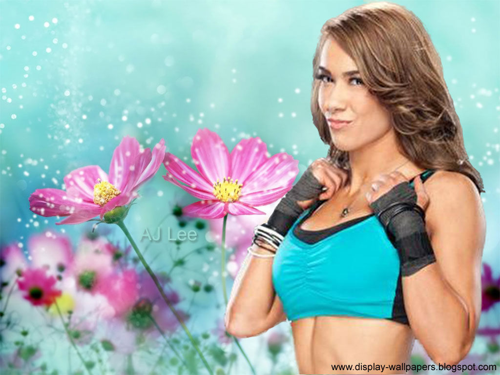 Aj Lee Hd Wallpaper Wwe Wallpapers