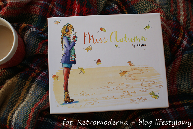 Miss Autumn - ShinyBox listopad 2015