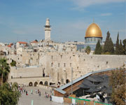 Altering the character of the Old City of Jerusalem