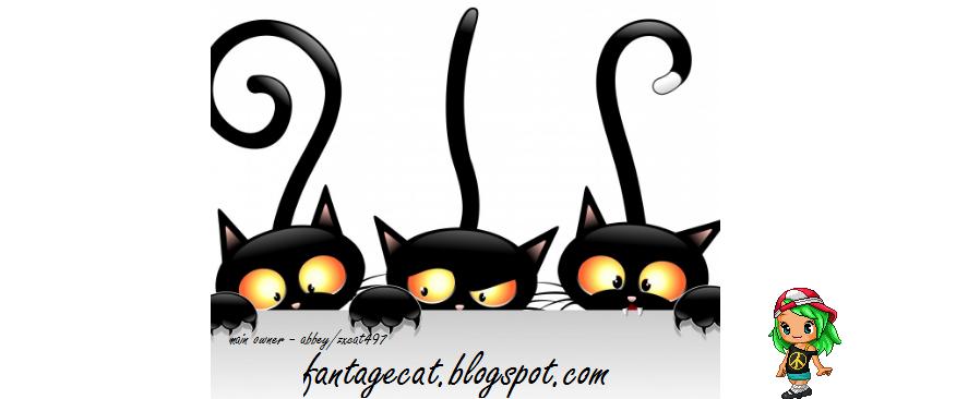 Fantage Cat