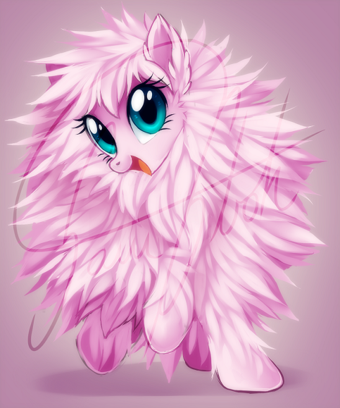 Unfortunately, no one can be told what the Fluffle Puff is; you have to see it for yourself.