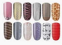 Pegatinas uñas Essie
