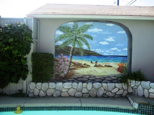 Wall painting mural ideas wall painting ideas and colors for Mural designs