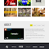 Awesome One Page HTML Creative Template