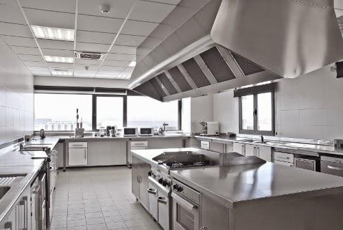 Articulos de interes para empresas y pymes dise o de for Accesorios de cocina industrial