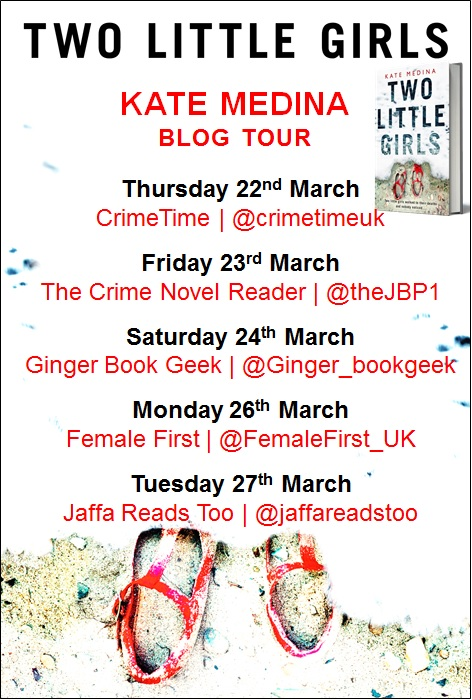 Two Little Girls Blog Tour
