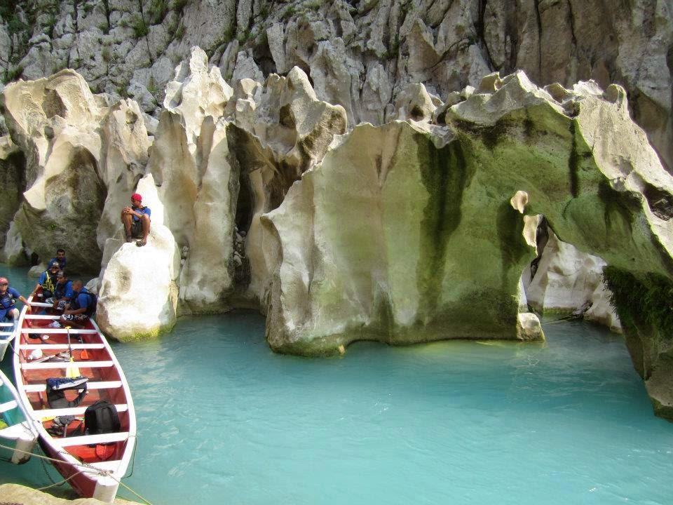 Canoeing, Kayaking,  Xilitla, San Luis Potosi, Mexico