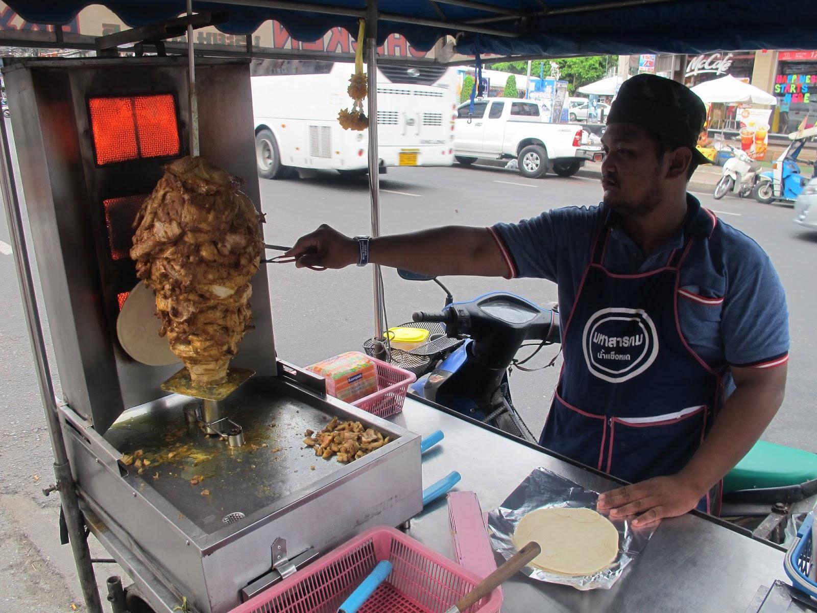 Doners Kebab Food Truck