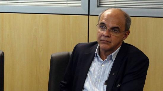 Eduardo Bandeira de Mello é presidente do Flamengo
