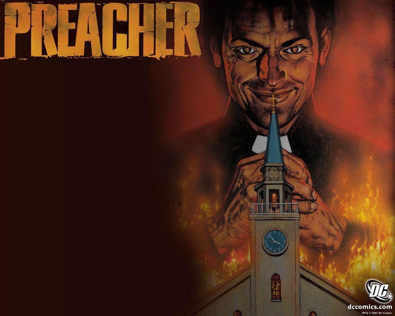 [Series] PREACHER de AMC El+Predicador