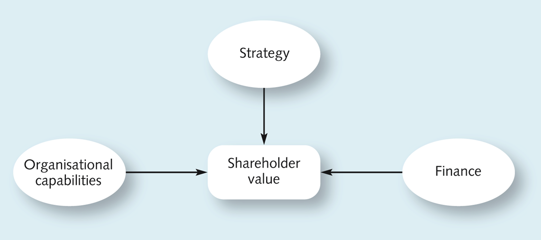 problems with profit maximization strategy finance essay Value maximization, stakeholder theory, and  it must be consistent with the organization's strategy  value maximization, stakeholder theory, and the.