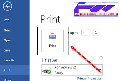 print label undangan