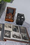 Gamle kameraer og gamle bilder