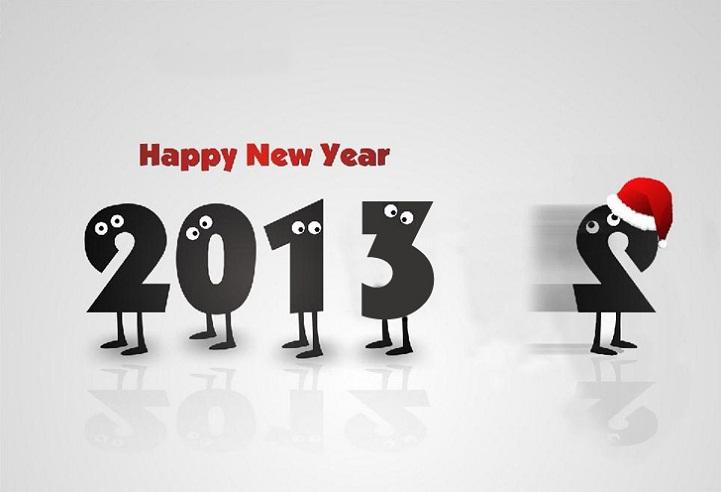 رسائل راس السنة الميلادية 2013 ، مسجات راس السنة 2013 ، اجمل رسائل العام الجديد 2013