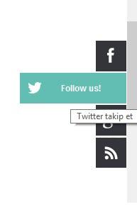 sosyal paylaşım eklentisi