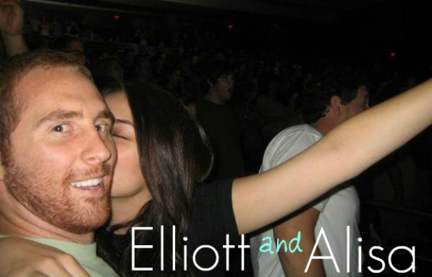 Elliott and Alisa.