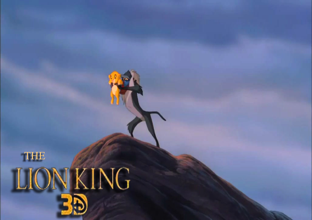 hollywood movie world  the lion king 3 d