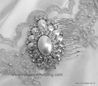 Romancing The Bling Vintage Inspired Rhinestone And