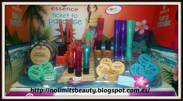 Ticket to paradise de Essence