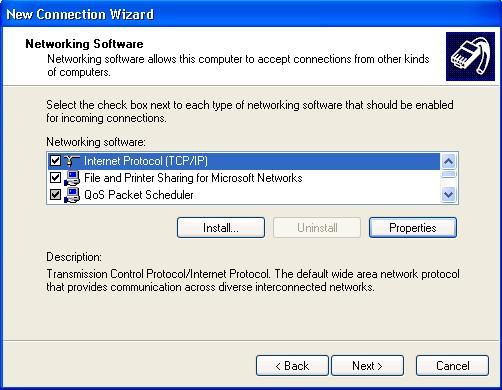 assign network printer lpt1 port