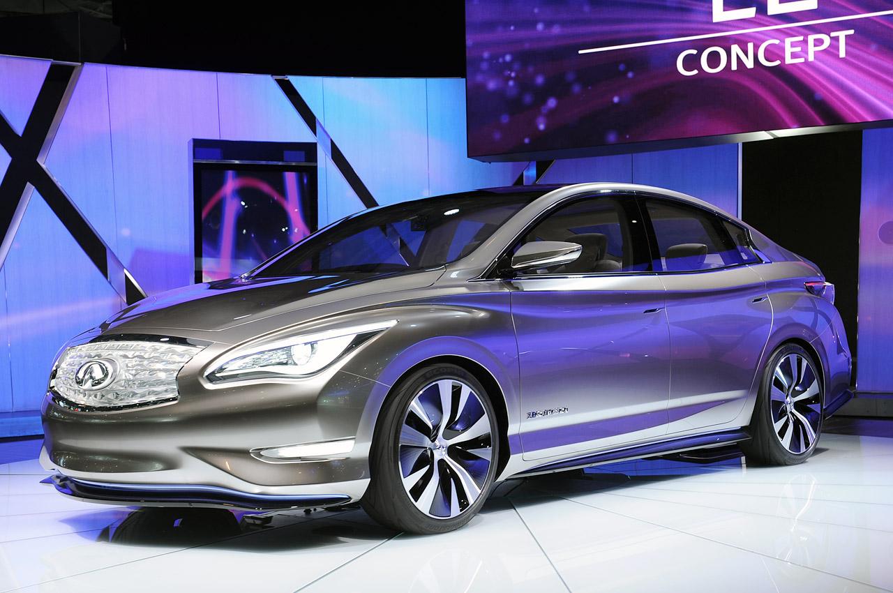 2012 infiniti le concept auto cars concept 2012 infiniti le concept vanachro Image collections