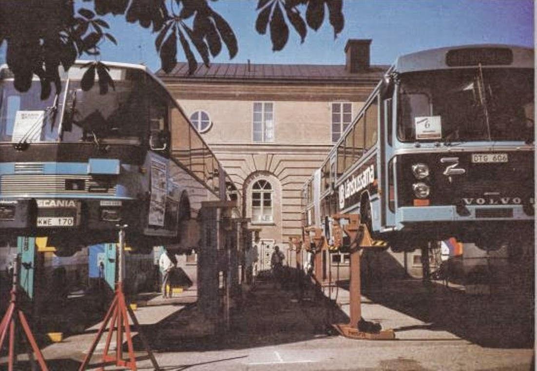 Busskongress i Kalmar 1982