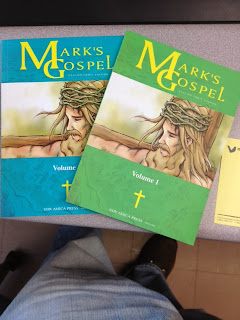 gospel of mark response The secret gospel of mark: commentary on recent scholarship part of a library of materials dealing with gnosis and gnosticism, both ancient and modern the site.