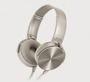 Buy Sony MDR-XB450 On Ear Headphones at Rs.551 only