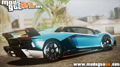 SA - Lamborghini Veneno LP700-4 AVSM