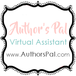 Author's Pal Blogger Host