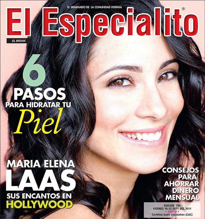 El Especialito Interview With Maria Elena Laas
