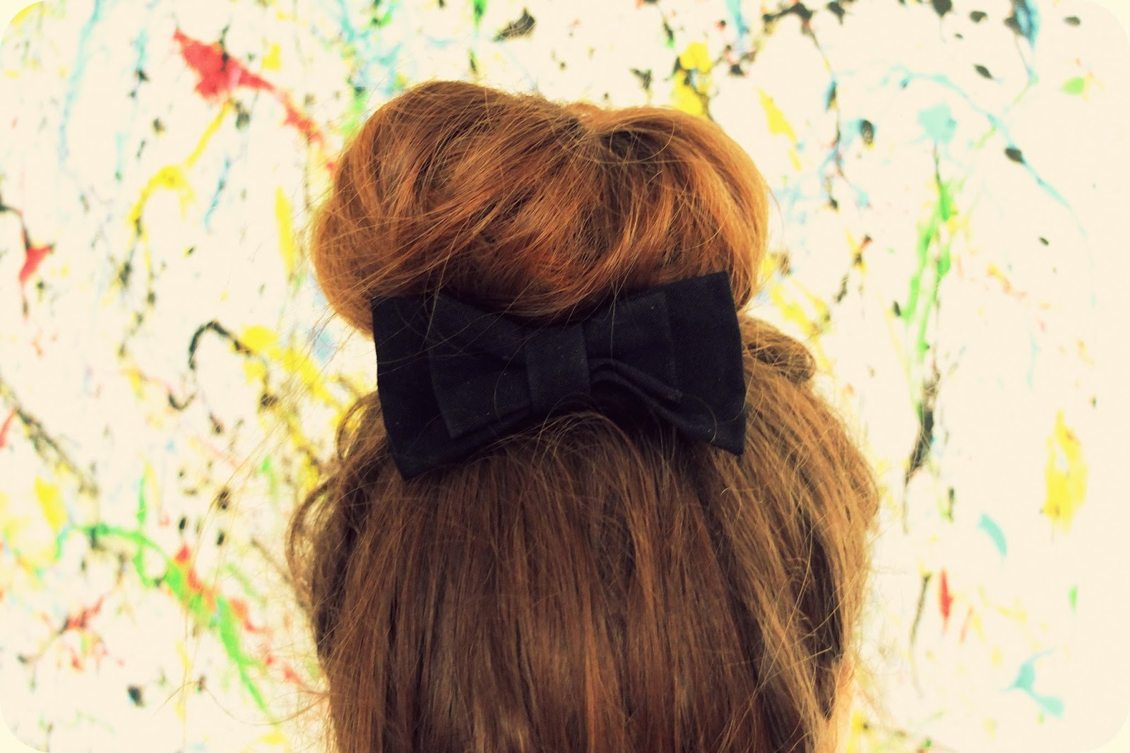 DIY: Hair bow!