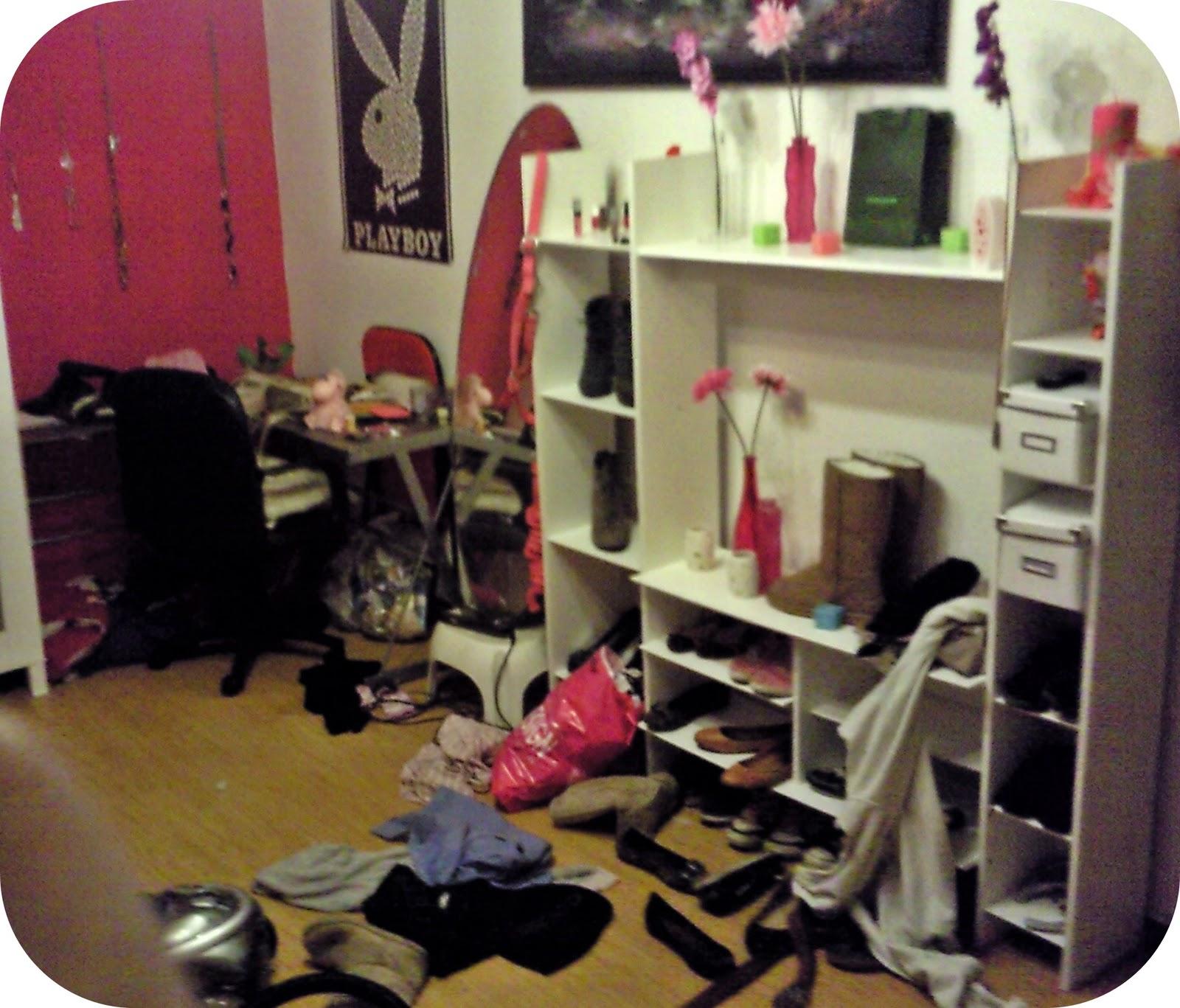 Sveniia: Zimmer aufräumen
