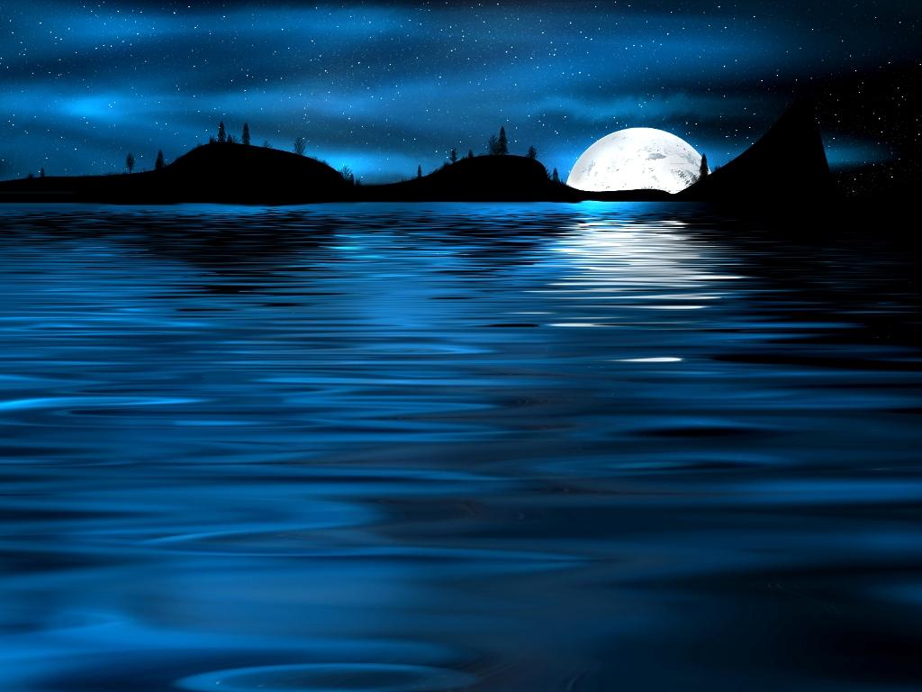 Memoirs of a dark girl - Wallpaper ocean blue ...