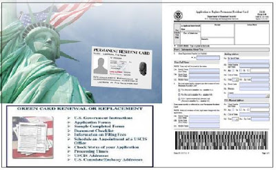 Immigration Guide: Green Card Renewal Process