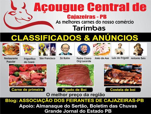 VISITE  O MAIS  ANTIGO ACOUGUE CENTRAL DE CAJAZEIRAS PB