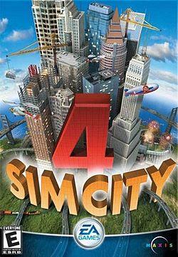 Sim City 4 Deluxe Edition