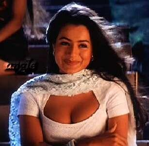 Amisha patel cleavage Hot